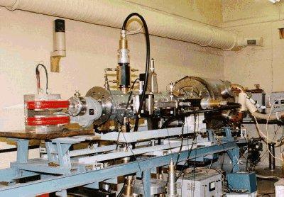 Коммерческий линейный ускоритель ионов УИЛ-2-433