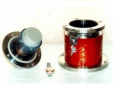 Arc source of the metallic plasma