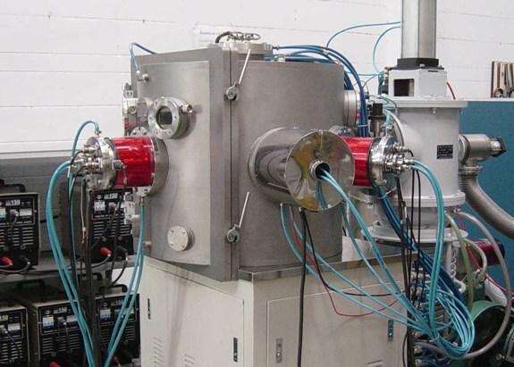 Вакуумно-дуговая установка для осаждения износостойких покрытий