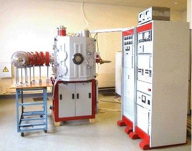 Plasmatekh-M facility