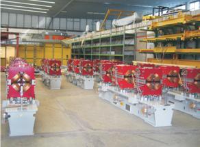 Дипольные и квадрупольные электромагниты для PETRA-III
