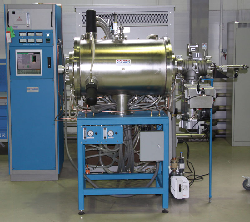 "Laboratory high-temperature vacuum furnace ""OXY-GON EC600"""