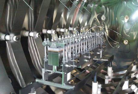 "Furnace soldering of the ITER fusion-type reactor' element in the furnace ""Т-М Super Series 12/24-14MD VIe"""