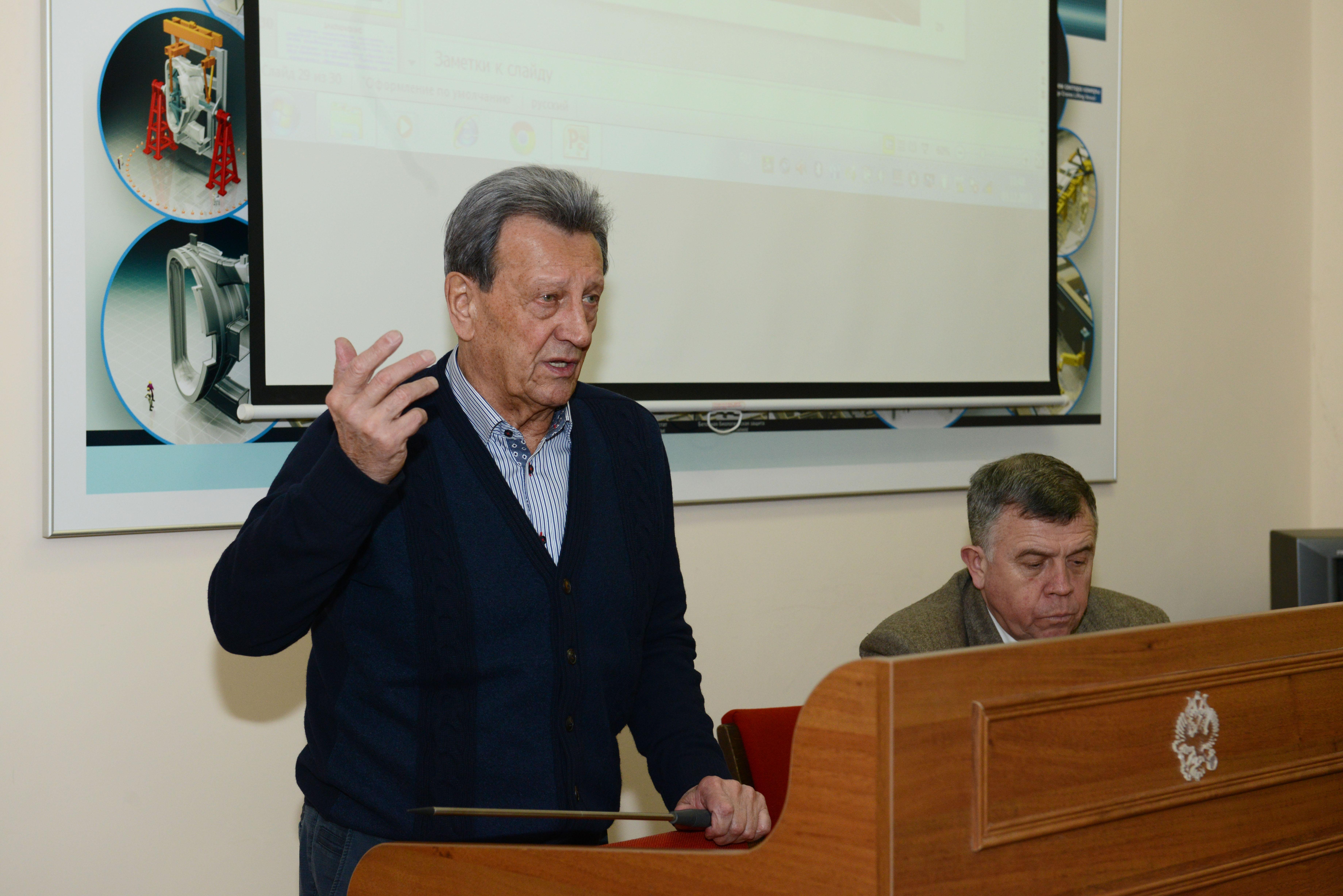 М.Ф. Ворогушин